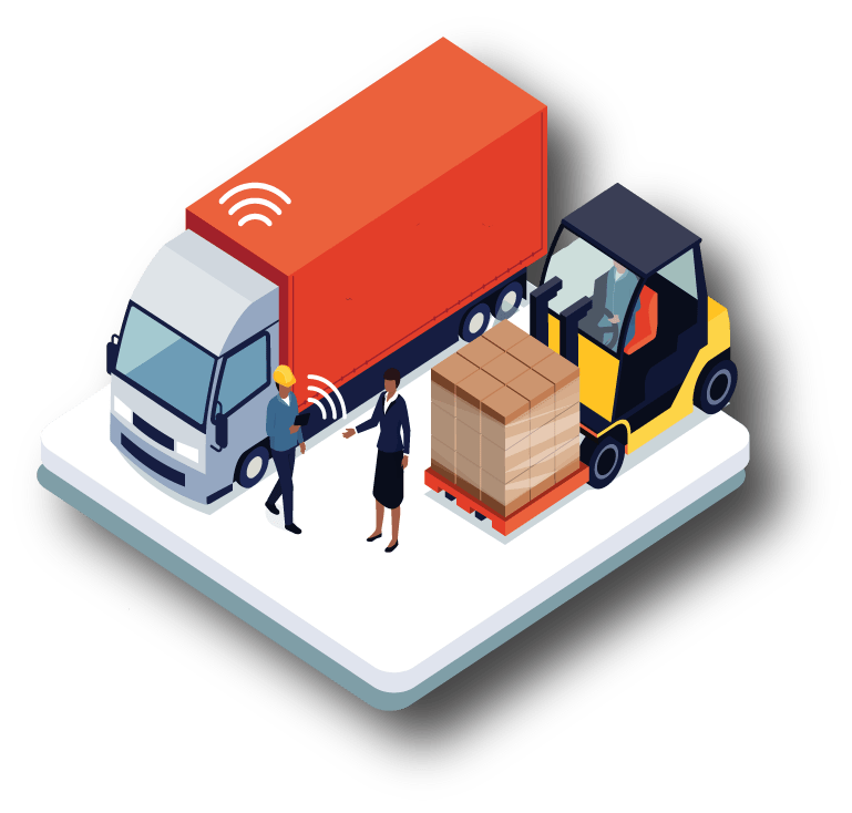 Electronict signature or proof of delivery