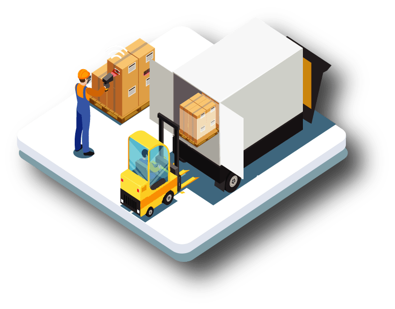 Warehouse management system receiving
