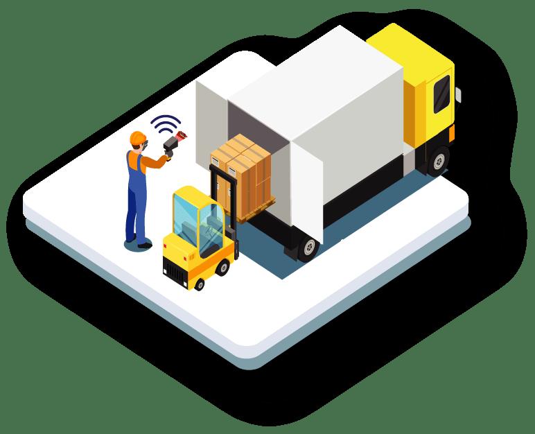 warehouse management system Yard management