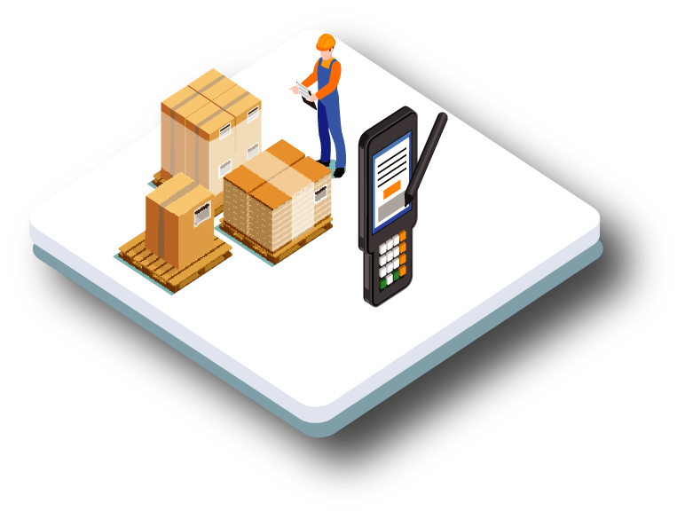 warehouse management system outbound picking
