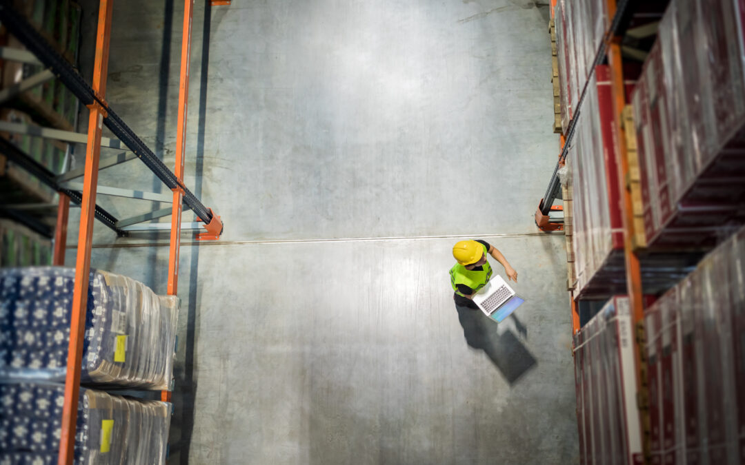 Why you should automate warehouse?